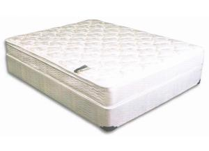 FULL GRANDOVER PILLOW TOP MATTRESS AND BASE