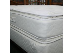 2 SIDE GRANDOVER TWIN MATTRESS AND BASE,Brandywine Showcase