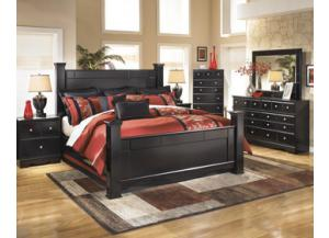 Shay Queen Bed Dresser/Mirror