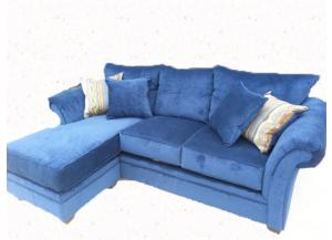 Elizabeth Royal Sectional/ Reversible Chaise