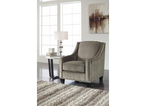 Donnell Nailhead Accent Chair