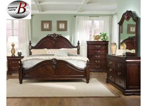 MARIBEL Queen Bed/Dresser/Mirror