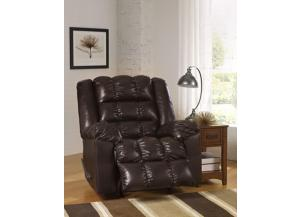 Hatton Rocker Recliner Java