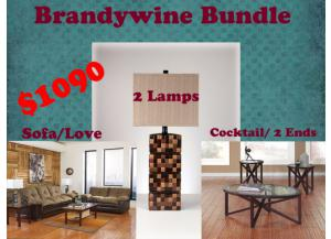 BUNDLE / Sofa / Love / Cocktail / 2Ends / 2Lamps