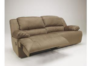Hogan Mocha Reclining Sofa