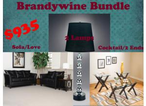 BUNDLE / Sofa / Love / Cocktai / 2Ends / 2Lamps